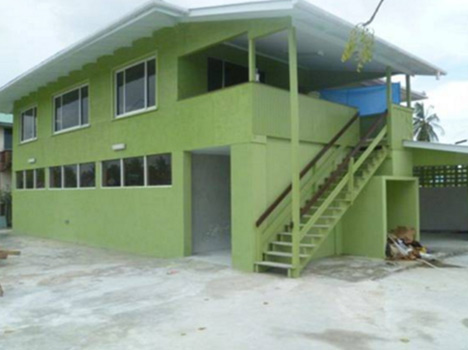 Doobay Dialysis Clinic in Guyana
