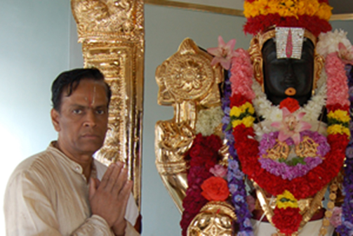 Pdt. Raghavan Madanagopalan