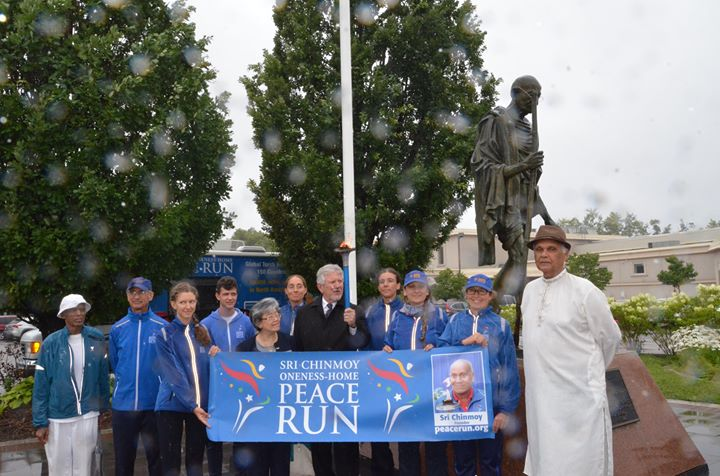 Sri Chinmoy Oneness-Home Peace Run