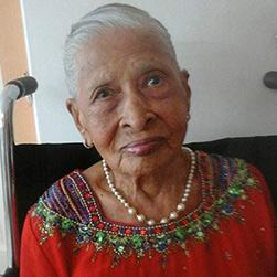 Mrs Latchmin Persad