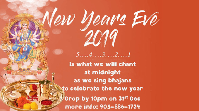 New Year Eve Program